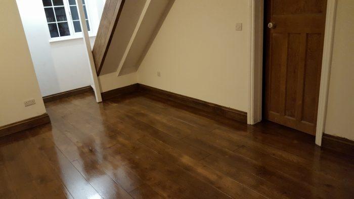 Dark Wood Flooring Cardiff Rj Flooring Specialist