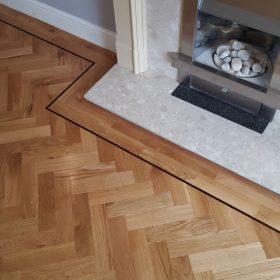 Quality Wood Flooring Cardiff Rj